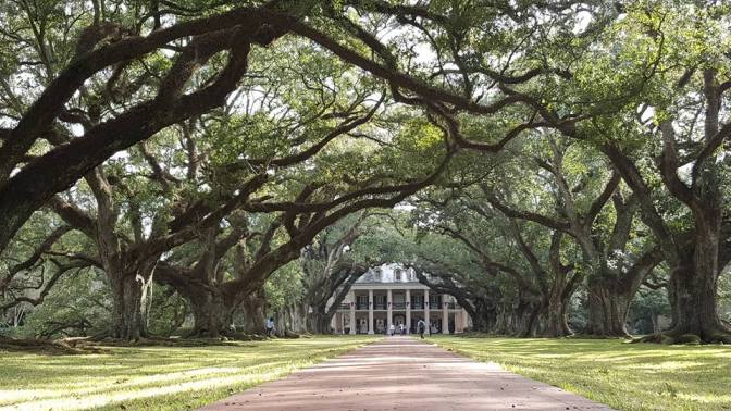 Oak Alley Plantation, New Orleans Best Kept Secret